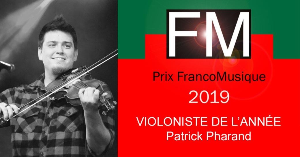 Patrick Pharand